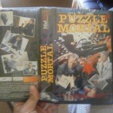 Cine: PUZZLE MORTAL -VHS. Lote 43858230