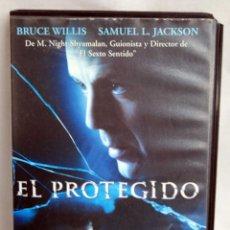 Cinéma: EL PROTEGIDO EN VHS. Lote 44142329