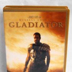 Cinéma: GLADIATOR EN VHS. Lote 44142767