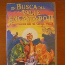 Cine: EN BUSCA DEL VALLE ENCANTADO 2 VHS. Lote 44516515