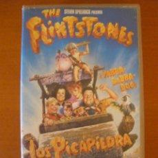 Cine: THE FLINTSTONES - AKA LOS PICAPIEDRA VHS STEVEN SPIELBERG, 1994. Lote 44516649