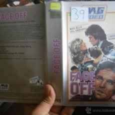 Cine: FACE OFF -VHS. Lote 44555393