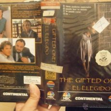 Cine - THE GIFTED ONE :EL ELEGIDO -VHS - 44563732