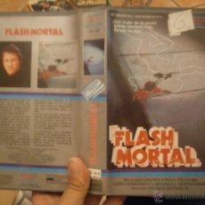 Cine: FLAS MORTAL -VHS. Lote 44563957