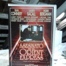 Cine: ASESINATO EN EL ORIENT EXPRESS (SEAN CONNERY, LAUREN BACALL, INGRID BERGMAN). Lote 44632771