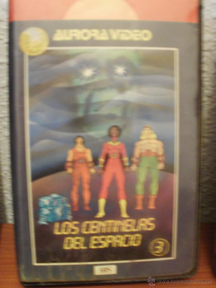 LOS CENTINELAS DEL ESPACIO - VHS - CINTA EN MAL ESTADO (Cine - Películas - VHS)