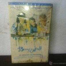 Cine: CINTA VHS- BENNY Y JOOHN-EL AMOR DE LOS INOCENTES- SIN DESPRECINTAR. Lote 45120304