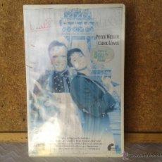 Cine: CINTA VHS- DERECHOS A LA RUINA- SIN DESPRECINTAR, CARATULA UN POCO DESTEÑIDA. Lote 45137919