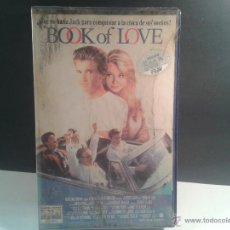 Cine: CINTAS VHS- BOOK OF LOVE-.SIN DESPRECINTAR--. Lote 45202621