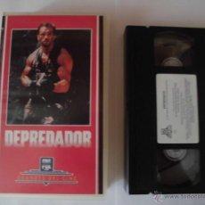 Cine: VHS - DEPREDADOR.. Lote 45284098