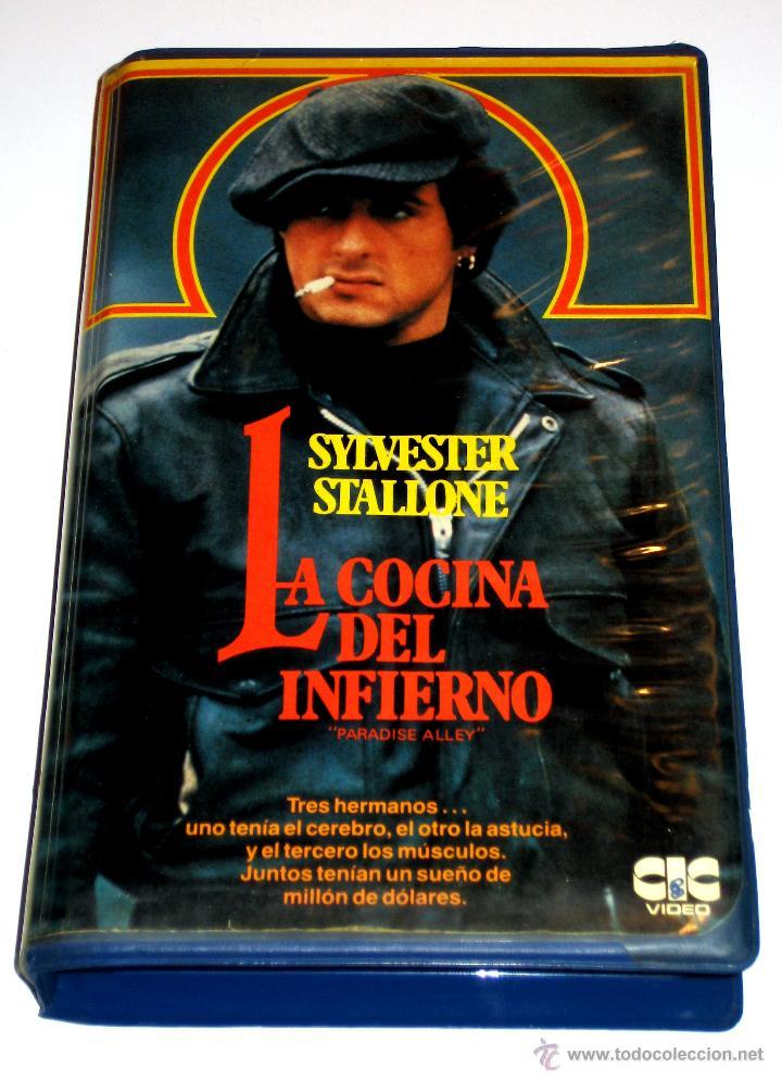 Cocina Del Infierno | La Cocina Del Infierno 1978 Sylvester Stall Comprar