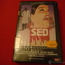 Cine: VHS - SED. Lote 45359268