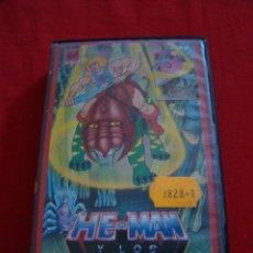 Cine: VHS - HE-MAN Y LOS MASTERS DEL UNIVERSO. Lote 45405035