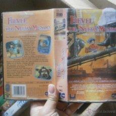Cine: FIEVEL Y EL NUEVO MUNDO -VHS. Lote 45590550