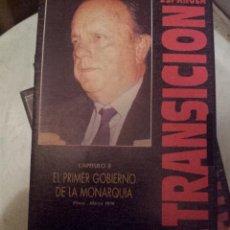 Cine: LA TRANSICION ESPAÑOLA RTVE EL PAIS CAPITULO 8. Lote 45787952