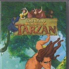 Cine: TARZAN. VHS-693. Lote 45930902