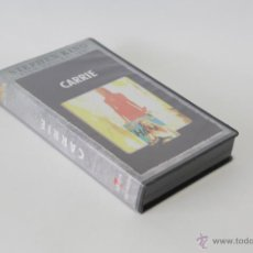 Cinema: CARRIE PELICULA VHS ALTAYA TERROR 1976 VER FOTOS VHS . Lote 45961510