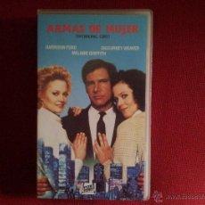 Cine: ARMAS DE MUJER- VHS. Lote 45990335