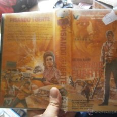 Cine: PISANDO FUERTE -VHS. Lote 46326236