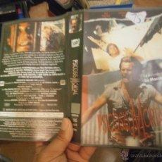 Cine: PISICOSIS MORTAL-VHS. Lote 46326721