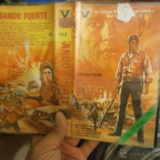 Cine: PISANDO FUERTE -VHS. Lote 46327114