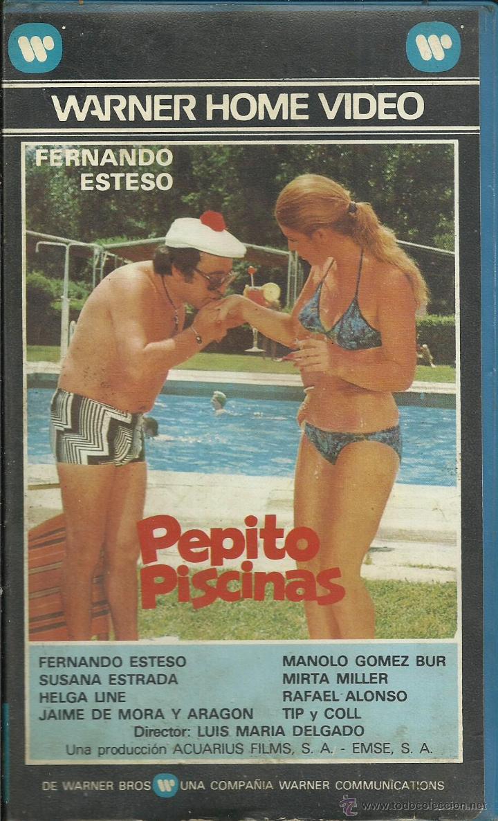 Pepito piscinas fernando esteso comprar pel culas de for Pepito piscina