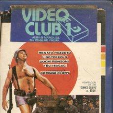 Cine: STURMTRUPPEN JO... ¡QUE GUERRA! REGALAZO, MONTAJE EN DVD ITALIANO CON SONIDO ESPAÑOL HASTA EL FINAL. Lote 46713276