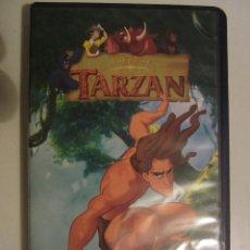 Cine: VHS TARZAN (LEER DESCRIPCIÓN). Lote 46783828