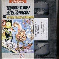 Cine: MORTADELO Y FILEMON * EL CASO DE BILLY EL HORRENDO * 1994. Lote 46924502