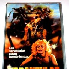 Cine: TARANTULAS (A.K.A. CARGA MORTAL) (1977) - CLAUDE AKINS CHARLES FRANK SHELLEY WINTERS VHS. Lote 47032177