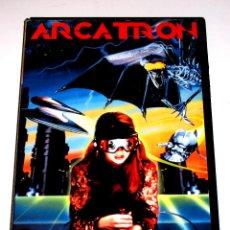 Cine: ARCATRON (ARCADE) (1993) - FULL MOON - ALBERT PYUN MEGAN WARD PETER BILLINGSLEY VHS INENCONTRABLE. Lote 47044241
