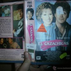 Cine: EL CAZA CHICAS-VHS. Lote 47053787