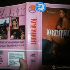 Cine: TORCHLIGHT-VHS. Lote 47211461