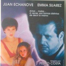 Cine: UNA CASA EN LAS AFUERAS- PEDRO COSTA.JUAN ECHANOVE.EMMA SUAREZ-. Lote 47299404