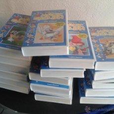 Cine: LOTE 18 CINTAS VHS MAGIC ENGLISH... VER FOTOS PARA LOS TITULOS.... Lote 47397274