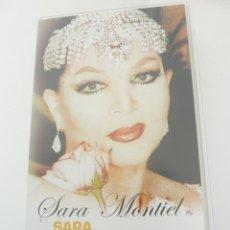 Cine: VHS , SARA MONTIEL, SARA UNA ESTRELLA. Lote 47550643
