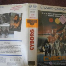 Cine: CYBORG -VHS. Lote 47630197