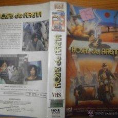 Cine: ROSAS DE ARENA-VHS. Lote 47631646