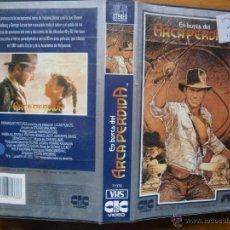 Cine - EN BUSCA DEL ARCA PERDIDA-VHS((COMPRA MINIMA 6 EURO--)) - 47812983