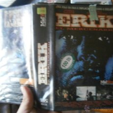 Cine - ERIK EL MERCENARIO -VHS(COMPRA MINIMA 6 EURO--) - 47835725