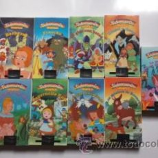 Cine: VHS CUENTOS 8. Lote 47865528