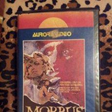 Cine: MORBUS VHS (1983 - RAREZA ESPAÑOLA PRÁCTICAMENTE IMPOSIBLE DE ENCONTRAR).. Lote 48106381