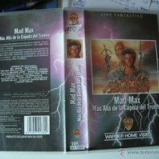 Cine: MEL GIBSON -- MAD MAX 2 Y OTRAS 2 PELICULAS.. Lote 48303814