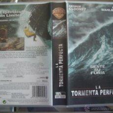 Cine: 3 PELICULAS. LA TORMENTA PERFECTA DE GEORGE CLOONEY Y MARK WAHLBERG Y 2 MAS (VER DENTRO). Lote 48303974