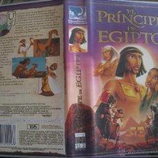 Cine: 3 PELICULAS. EL PRINCIPE DE EGIPTO Y 2 MAS (VER DENTRO). Lote 48321573