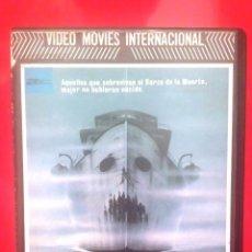 Cine: EL BARCO DE LA MUERTE - DEATH SHIP (1980). Lote 48409301
