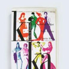 Cine: '' KIKA - DE PEDRO ALMODOVAR '' - VHS. Lote 48434160