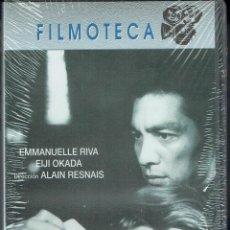 Cine: HIROSHIMA, MON AMOUR. Lote 48465957