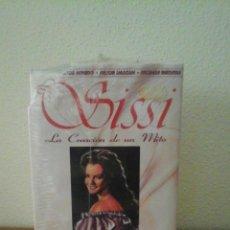 Cine: VHS SISSI, LA CREACION DE UN MITO.. Lote 48589479