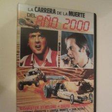 Cinema: VHS LA CARRERA DE LA MUERTE DEL AÑO 2000. Lote 48598022